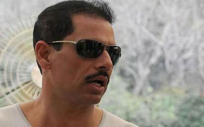 Govt unduly favoured Robert Vadra in land deals: BJP