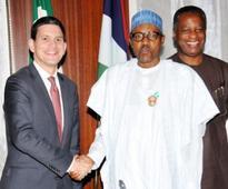 Displaced Nigerians will return home next year, says Buhari