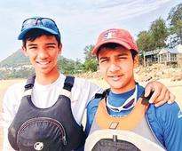 Four Mumbai sailors to represent India in Asian Games