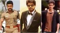 Suriya, Vijay and Mahesh Babu to treat fans with teasers of their films on Diwali