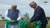 Rice Field laboratory in Manila named after PM Narendra Modi
