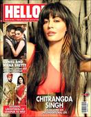 Check out Chitrangda on cover of Hello