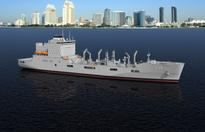 General Dynamics awarded $640m contract to build fleet oilers for US Navy