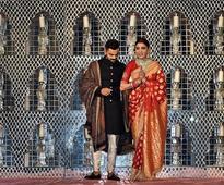 In pics: Virat-Anushka's Delhi reception, Modi and Jaitley spotted too