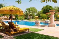 Trip Advisor's Travellers Choice Awards: Number one Small Hotel In The World is The Oberoi Vanyavilas in Ranthambhore