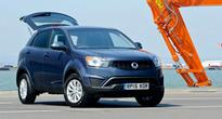 SsangYong Drops New 2.2L Diesel Into Korando And Rexton LCVs