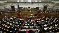 Greek lawmakers approve 2017 budget