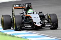 Force India drivers finish with double points at German GP