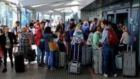 British Airways scrambles to resume flights
