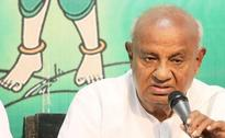 JD(S) to support Prasad only if he contests as independent: Gowda