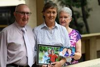 The first same-sex couple of Australia married only for 48 days before death separated them