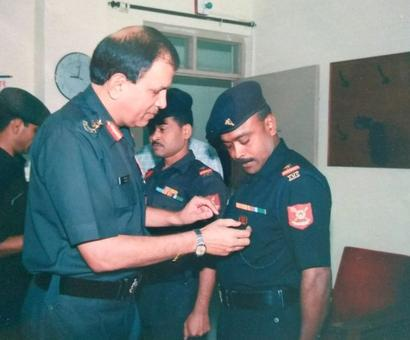 After serving 30 years in army, veteran told to prove he's Indian