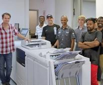 CDR Repro doubles digital output with Xerox