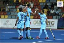 Indian hockey men hammer Japan 10-2