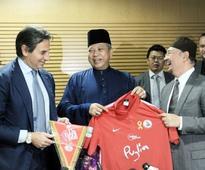 ProjekMMO: Asal minat dengan Lazio tapi Noordin pilih FC Bari pula