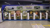 Nobel Memorial Wall inaugurated at Delhi's Rajiv Chowk Metro station