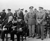 Newfoundland commemorates Churchill's summit with Roosevelt that shaped history