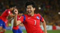 Son cleared to play in Rio