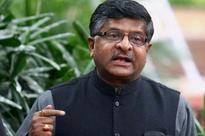 Triple talaq affidavit has nothing to do with UP elections, says Ravi Shankar Prasad