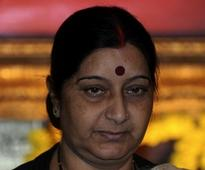 No Indian casualty reported in UK Parliament attack: Sushma Swaraj