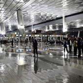 $560M Airport Terminal Floods Just Days After Opening