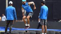 Random fitness tests keeps India players on their toes
