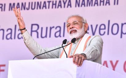 PM slams 'stalwarts' who spoke against digital push
