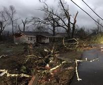 Breaking: 11 dead in Georgia storms