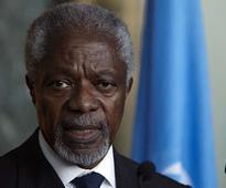 Myanmar names ex-UN chief Kofi Annan to lead panel on Rohingya Muslims