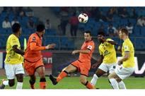 Delhi hold Kerala 3-3