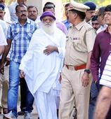 Asaram Bapu Allegedly Caught With Illegal Assets Worth Rs 2500 Crore
