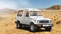 Indian Army to use Tata Safari Storme SUVs instead of Maruti Gypsys
