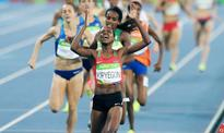 Everybody Is Talking About This Photo Of Olympic Gold Medalist Faith Kipyego