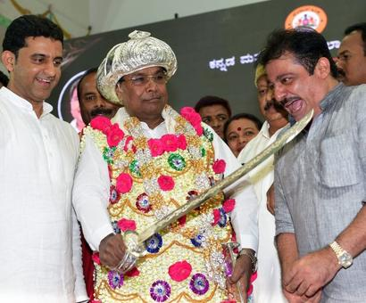 Karnataka celebrates Tipu Jayanti amid massive security