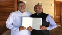 Nobel winner K Satyarthi extends support for common Earth Anthem