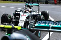 F1: Rosberg thought Hamilton was wrong