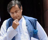 Reports of my demise premature: Tharoor on channel's Shashi Kapoor mix-up