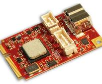 Rugged FireWire Mini PCI Express module for embedded computing introduced by VersaLogic