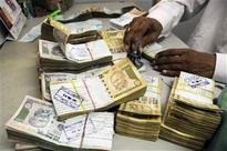Rupee hits 2-1/2 month low
