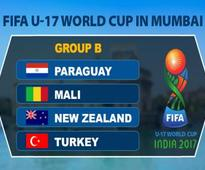 FIFA U-17 World Cup 2017: Devoid of big names, Group B has potential to throw up surprise packages