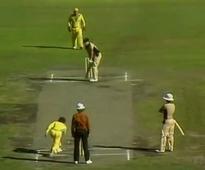 Underarm incident recalled as Australia-NZ prepare for final