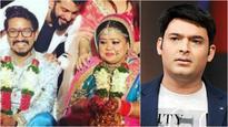 Kapil Sharma skips Bharti Singh's wedding, is poor performance of 'Firangi' the reason?