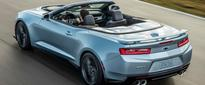 Chevrolet Camaro ZL1 Convertible Debuted Silently At New York Auto Show