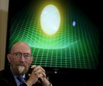 Scientists detect Einstein's gravitational waves