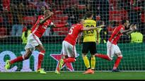 WATCH | Champions League: Benfica beat wasteful Dortmund as Kostas Mitroglou scores again