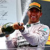 Formula One: 'Super Quick' Ferrari hard to beat, admits world champion Lewis Hamilton