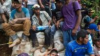 24 Nicaraguan Miners Still Trapped in Gold Mine