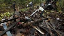 Strong earthquake of magnitude 6.4 jolts Indonesia's Sumatra