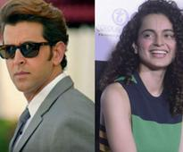 Kangana Ranaut reacts to Hrithik Roshan's tweet; says she doesn't mourn over her past