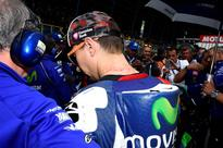 Lorenzo: I try to use the airbag more